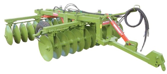 ARGO series wheel-mounted stubble disc harrow