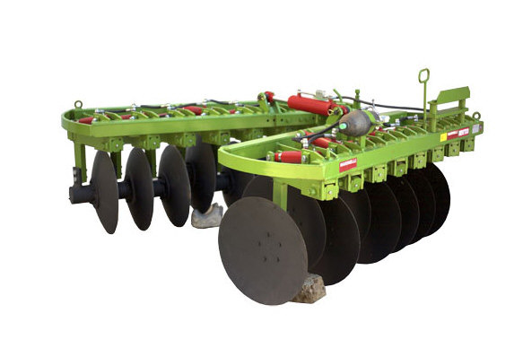 Bari Agrilevante 2015 exhibition Technical Innovations Contest award-winning independent sections disc harrow