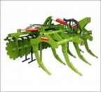 Ripper for tilling soils with high stone content