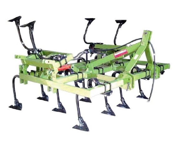 Grubber/cultivators with square coil spring 25-35