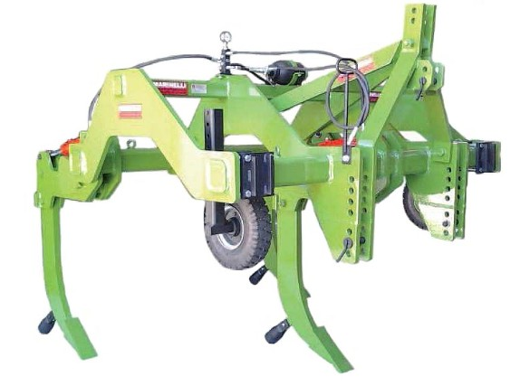 Super Elfo series Ripper-Subsoilers with manual and hydraulic adjustment
