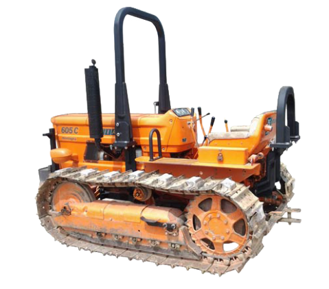 Tailor made rops for crawler tractors